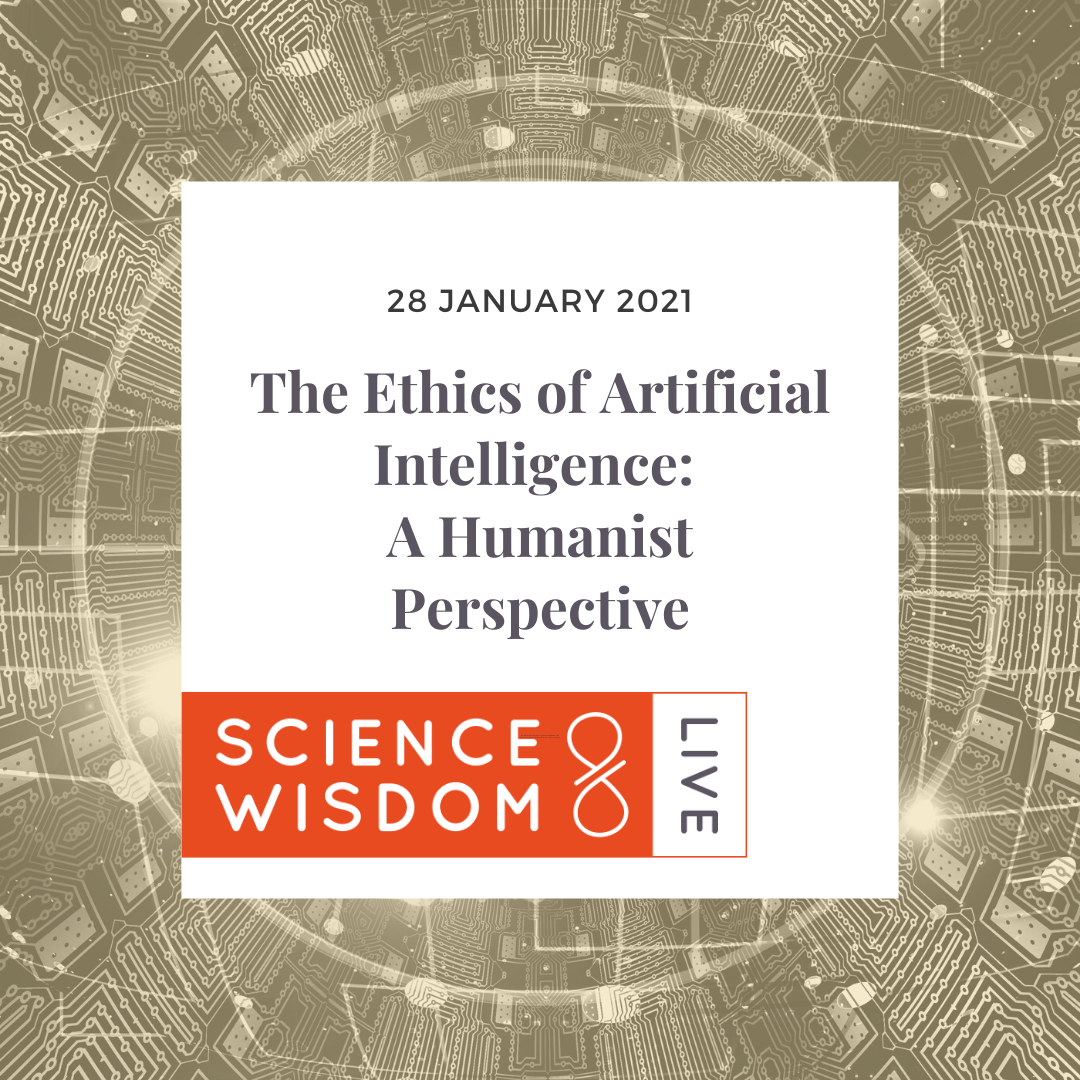 The Ethics of Artificial Intelligence / Science & Wisdom Live / Dr. Marco Schorlemmer, Scott Snibbe