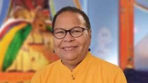 Dr. Jan Willis Black American Scholar and Tibetan Buddhist