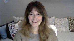 Dr Elena Antonova cognitive psychologist