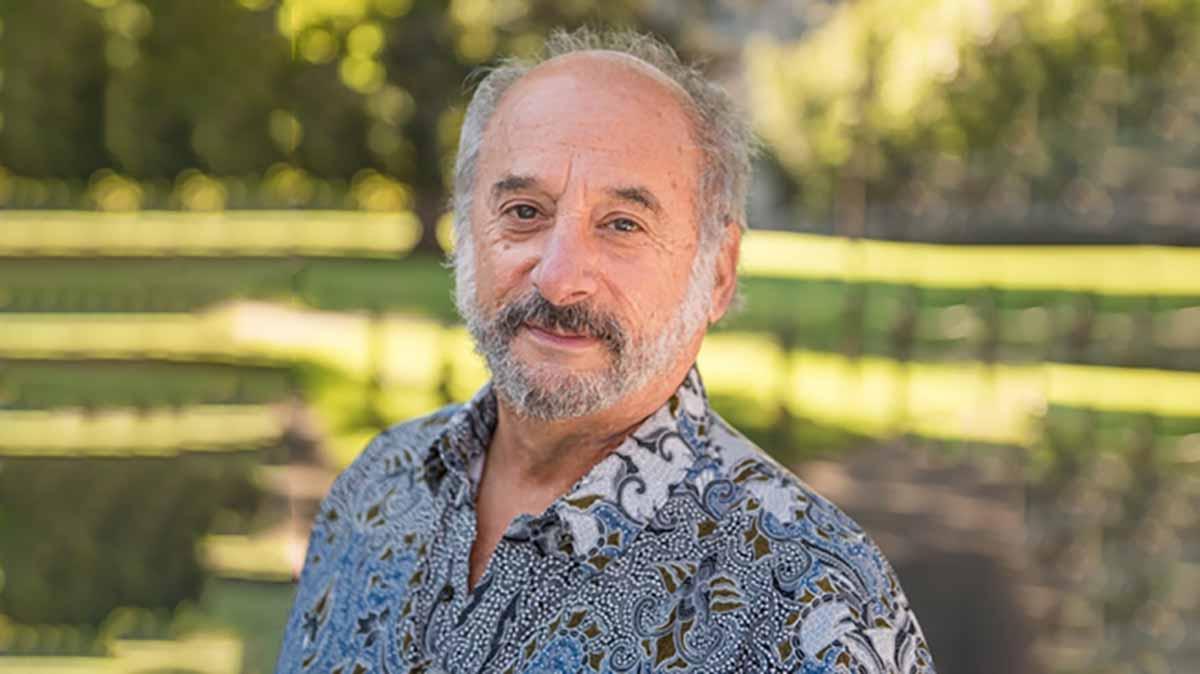 Dr. Jay Garfield professor of logic and Buddhist Studies