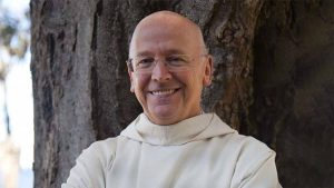 Father Laurence Freeman, Benedictine Monk and pioneer of Christian Meditation, friend of His Holiness the Dalai Lama