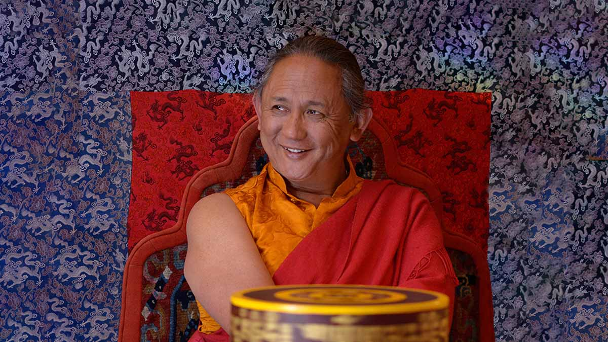Dzigar Kongtrul Rinpoche, A Skeptic's Path to Enlightenment podcast