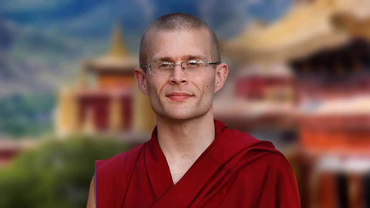 Ven. Gyalten Lekden, Buddhist monk, social activist
