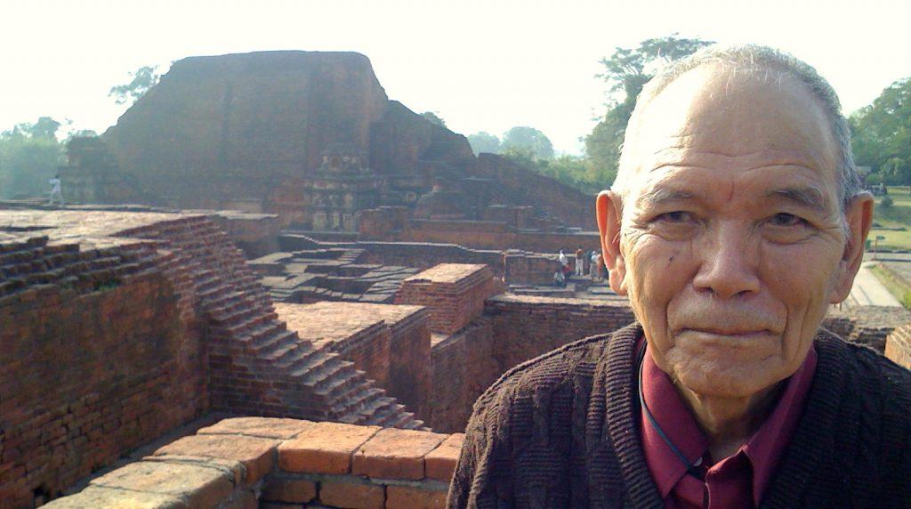 Dr. David Kittay's teacher, Lozang Jamspal.
