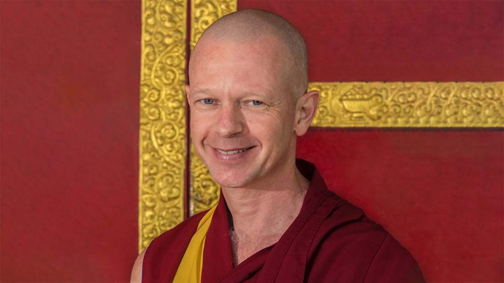 Geshe Tenzin Namdak, Buddhist Monk, Scholar and Teacher