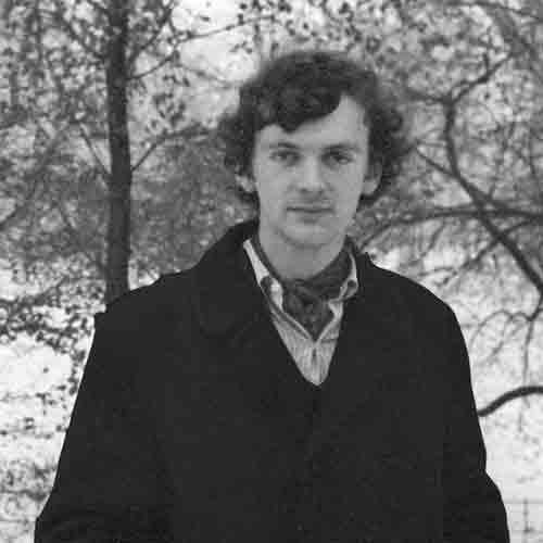 Dr. Rupert Sheldrake, scientist and biologist at Cambridge University in 1970.