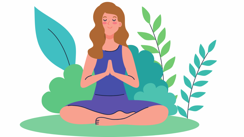 Meditation offers one of the four kinds of happiness in Buddhism as we train our concentration to find bliss
