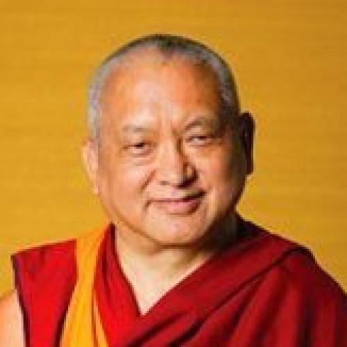 headshot of Lama Zopa Rinpoche